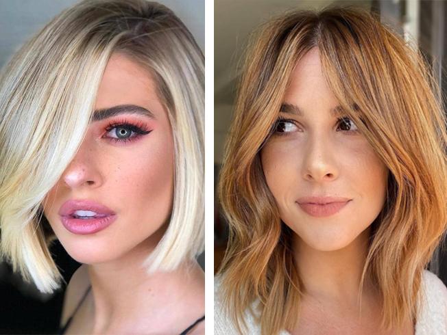 Cortes de pelo para dar movimiento a cabellos lisos