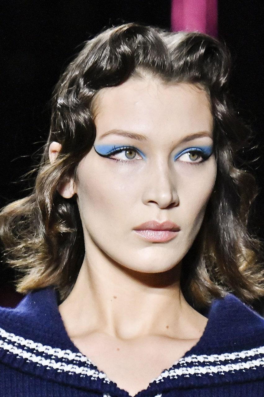 Los 9 looks de belleza que vimos en las semanas de la moda (y queremos probar ya)