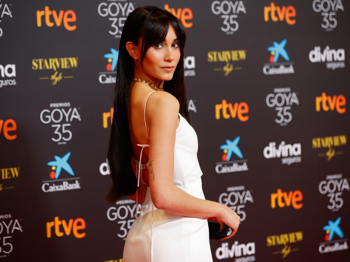 Los mejores peinados de los Premios Goya 2021